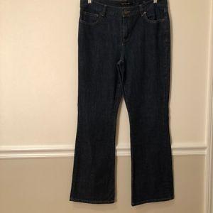 Calvin Klein Flare Blue Jeans 12